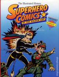 Illustrated History of Superhero Comics of the Golden Age HC (1992 Taylor) 1-1ST