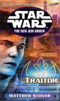 Star Wars New Jedi Order Traitor HC (2002 Novel) Library Edition 1-1ST