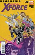 Uncanny X-Force (2010 Marvel) 19REP.2ND