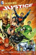 Justice League HC (2012-2016 DC Comics The New 52) 1-1ST