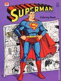 Superman Coloring Book SC (1965-1980 Whitman) #1005
