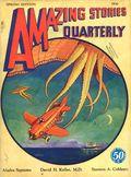 Amazing Stories Quarterly (1928-1934 Experimenter/Teck) Pulp Vol. 3 #2