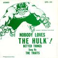 Nobody Loves the Hulk (1969 record) 1969