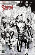 X-Men Schism (2011 Marvel) 5C