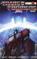 Transformers TPB (2010-2012 IDW) By Mike Costa 7-1ST