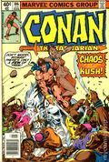 Conan the Barbarian (1970 Marvel) Mark Jewelers 106MJ