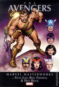 Marvel Masterworks Avengers TPB (2009- Marvel) 4-1ST