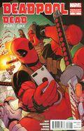 Deadpool (2008 2nd Series) 50B