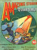 Amazing Stories Quarterly (1928-1934 Experimenter/Teck) Pulp Vol. 3 #3