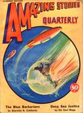 Amazing Stories Quarterly (1928-1934 Experimenter/Teck) Pulp Vol. 4 #3