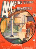 Amazing Stories Quarterly (1928-1934 Experimenter/Teck) Pulp Vol. 7 #2