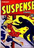 Suspense Comics (1943) 2
