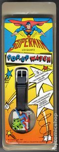 Superman Pop-Up Watch (1987) Special Collector's Edition 60-SMPUP