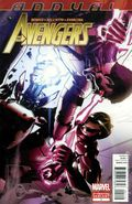 Avengers (2010 4th Series) Annual 1B