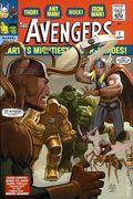 Avengers Omnibus HC (2011- Marvel) 1A-1ST