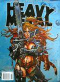Heavy Metal Magazine (1977) Vol. 35 #7