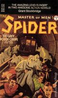 Spider Master of Men PB (1991 Novel) Carroll and Graf Edition 7-1ST