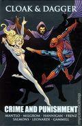 Cloak and Dagger Crime and Punishment HC (2012 Marvel) 1-1ST