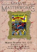 Marvel Masterworks Deluxe Library Edition Variant HC (1987-Present Marvel) 1st Edition 181-1ST