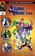 Dallas Comic Con Program Book 8