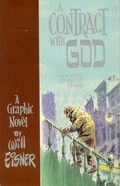 A Contract with God and Other Tenement Stories GN (1985 Kitchen Sink) By Will Eisner 1-REP