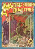 Amazing Stories Quarterly (1928-1934 Experimenter/Teck) Pulp Vol. 1 #1
