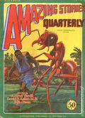 Amazing Stories Quarterly (1928-1934 Experimenter/Teck) 1st Series Vol. 1 #4