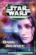 Star Wars The New Jedi Order Dark Journey HC (2002 Novel) 1-1ST