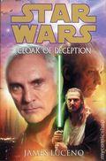 Star Wars Cloak of Deception HC (2001 Novel) 1-1ST