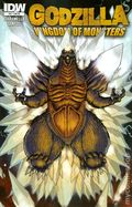 Godzilla Kingdom of Monsters (2011 IDW) 12B