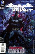 Batman The Dark Knight (2011 2nd Series) 8A