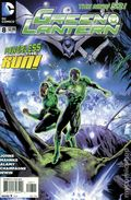 Green Lantern (2011 4th Series) 8A