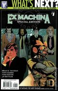 Ex Machina Special Edition (2010) What's Next 1