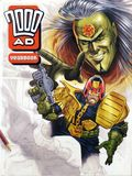 2000 AD Yearbook TPB (1992-1995 Fleetway) 1995-1ST