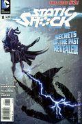 Static Shock (2011 DC) 8