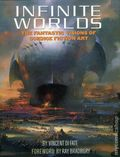 Infinite Worlds The Fantastic Visions of Science Fiction Art HC (1997 Penguin Books) 1A-1ST