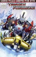 Transformers More than Meets the Eye (2012 IDW) 4A