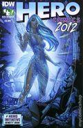 Hero Comics (2011 IDW) 2012