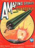 Amazing Stories Quarterly (1928-1934 Experimenter/Teck) Pulp 1st Series Vol. 3 #4