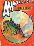 Amazing Stories Quarterly (1928-1934 Experimenter/Teck) 1st Series Vol. 4 #4