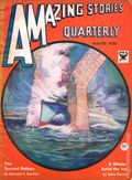 Amazing Stories Quarterly (1928-1934 Experimenter/Teck) Pulp 1st Series Vol. 7 #1