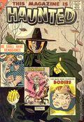 This Magazine is Haunted (1957 Charlton) 13