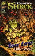 Shrek Livin' Large and Other Stories TPB (2011 Ape Entertainment) 1-1ST