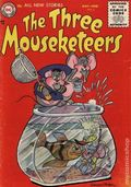 Three Mouseketeers (1956) 2