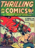 Thrilling Comics (1940-51 Better/Nedor/Standard) 4