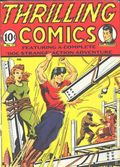 Thrilling Comics (1940-51 Better/Nedor/Standard) 13