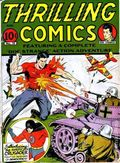 Thrilling Comics (1940-51 Better/Nedor/Standard) 19