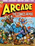 Arcade the Comics Revue (1975) 1