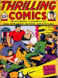 Thrilling Comics (1940-51 Better/Nedor/Standard) 25