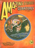 Amazing Stories Quarterly (1928-1934 Experimenter/Teck) Pulp Vol. 2 #1